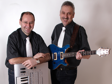 Duo Top Sound - Stimmungsband, Musikduo, Tanzband