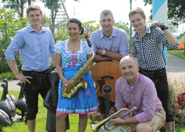 Luckies Oktoberfestband