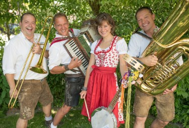 Delight - Oktoberfestband aus Mainburg