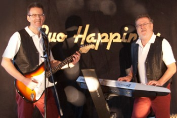 Duo Happiness - Musikduo aus Dillingen